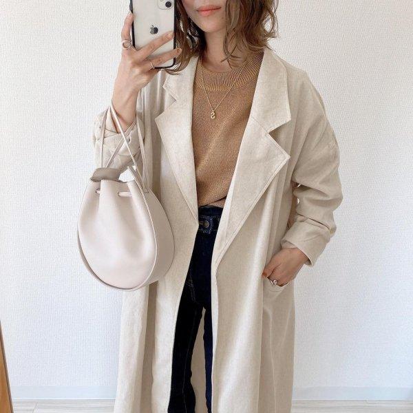 ソフトレザー 2way 巾着 ショルダー レディース ミニ コンパクト バッグ