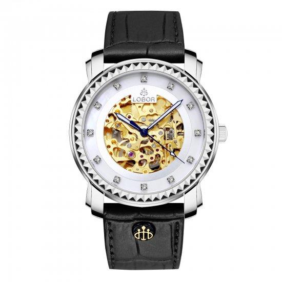【LOBOR / ロバー】腕時計 PREMIER STAUNTON 40mm