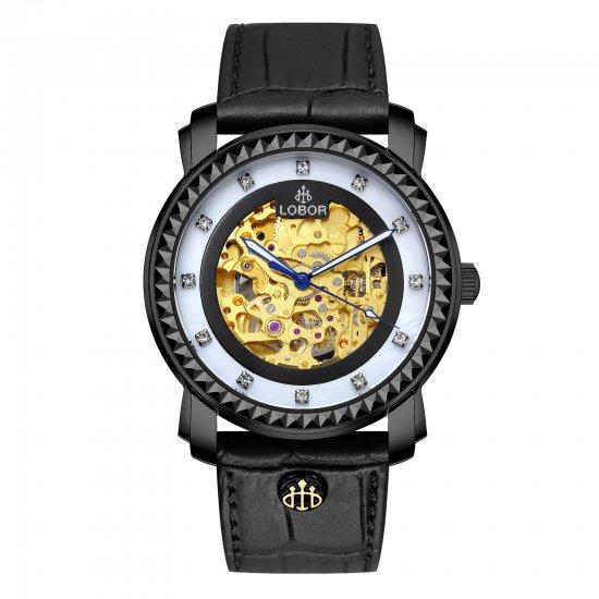 【LOBOR】ロバー PREMIER DUDDELL 40mm 腕時計