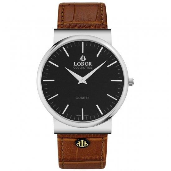 【LOBOR】ロバー NATTY COLEMAN BROWN 腕時計