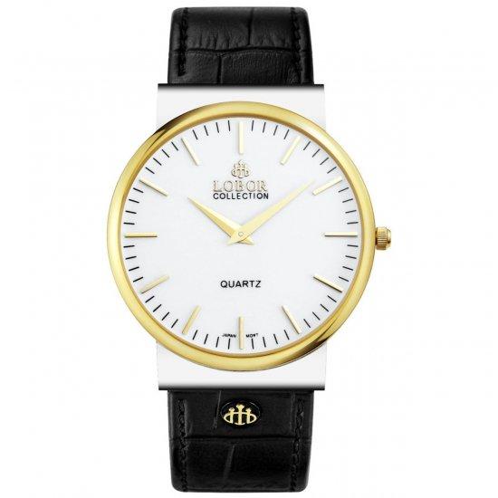 【LOBOR】ロバー NATTY MANSION BLACK 腕時計