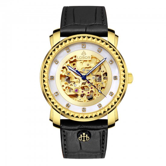 【LOBOR】ロバー PREMIER JARDINE 40mm 腕時計