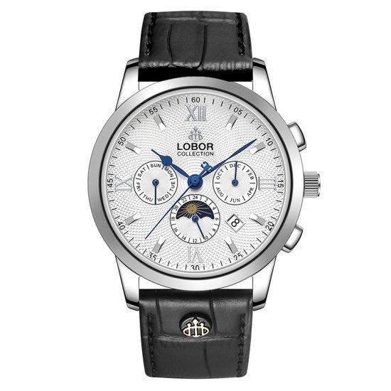 【LOBOR】ロバー CELLINI S DES VOEUX (BLACK) 腕時計