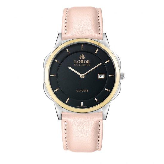 【LOBOR】ロバー CLASSY S MURRAY PINK 39mm 腕時計