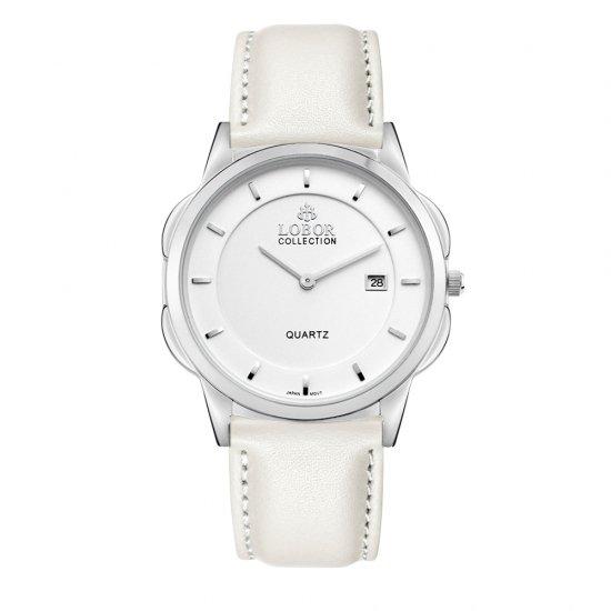 【LOBOR】ロバー CLASSY S NORTHCOTE OFF WHITE 39mm 腕時計