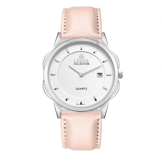 【LOBOR】ロバー CLASSY S NORTHCOTE PINK 39mm 腕時計