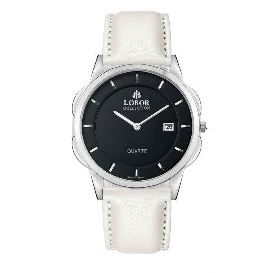 【LOBOR】ロバー CLASSY S SAIGON OFF WHITE 39mm 腕時計