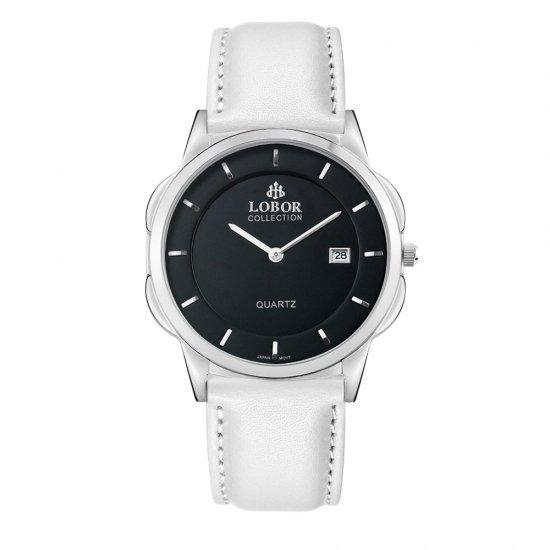 【LOBOR】ロバー CLASSY S SAIGON WHITE 39mm 腕時計