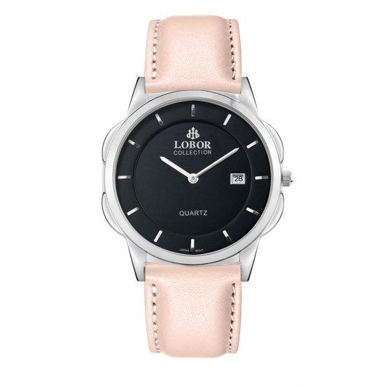 【LOBOR】ロバー CLASSY S SAIGON PINK 39mm 腕時計