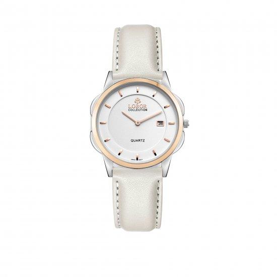 【LOBOR】ロバー CLASSY S SHEFFIELD OFF WHITE 32mm 腕時計