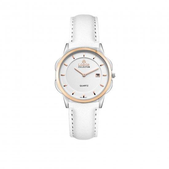 【LOBOR】ロバー CLASSY S SHEFFIELD WHITE 32mm 腕時計