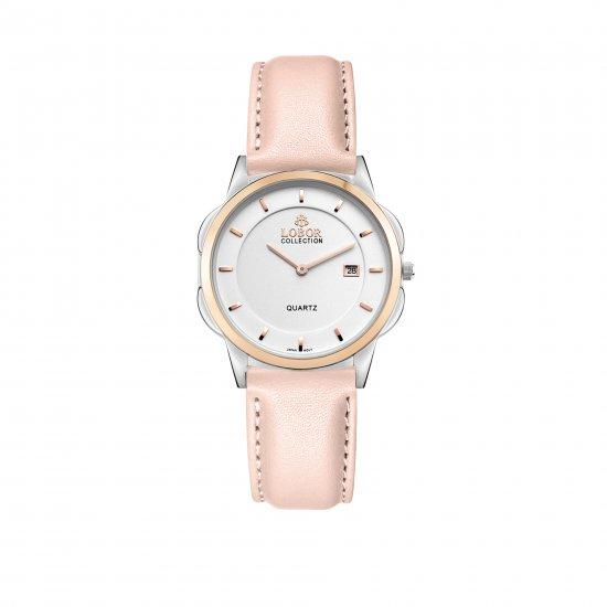 【LOBOR】ロバー CLASSY S SHEFFIELD PINK 32mm 腕時計