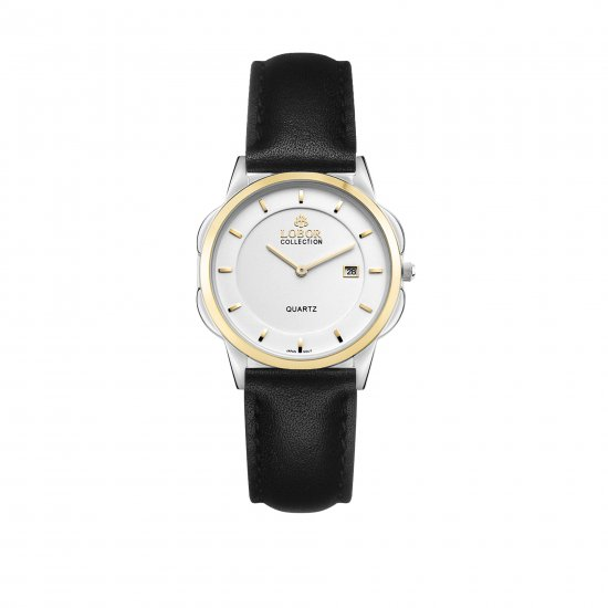 【LOBOR】ロバー CLASSY S LAMBETH BLACK 32mm 腕時計