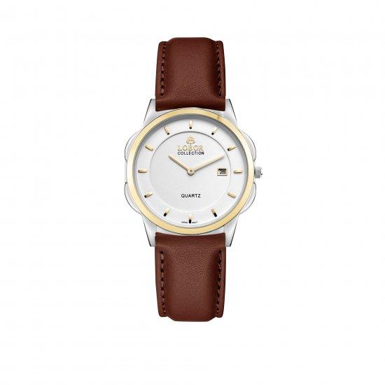 【LOBOR】ロバー CLASSY S LAMBETH BROWN 32mm 腕時計