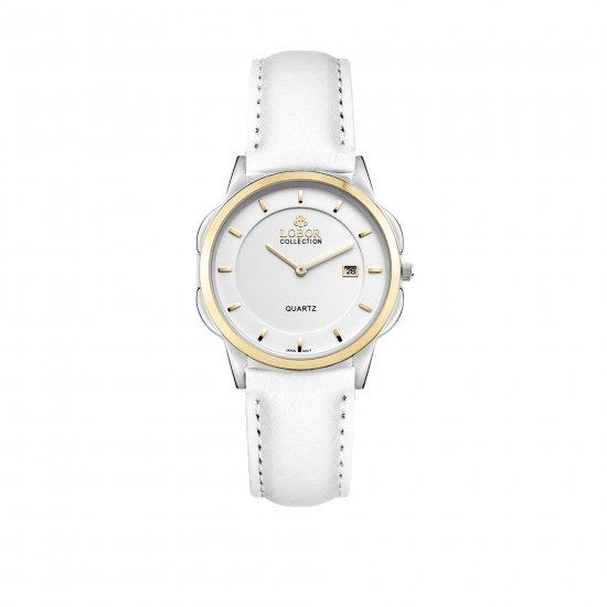 【LOBOR】ロバー CLASSY S LAMBETH WHITE 32mm 腕時計