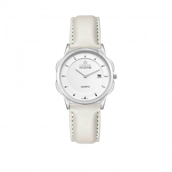【LOBOR】ロバー CLASSY S NORTHCOTE OFF WHITE 32mm 腕時計