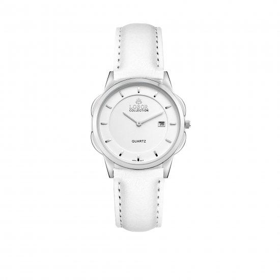【LOBOR】ロバー CLASSY S NORTHCOTE WHITE 32mm 腕時計