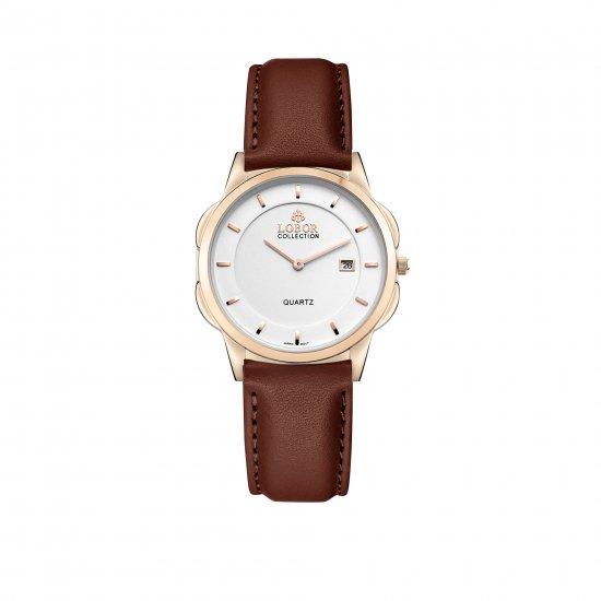 【LOBOR】ロバー CLASSY S OXFORD BROWN 32mm 腕時計