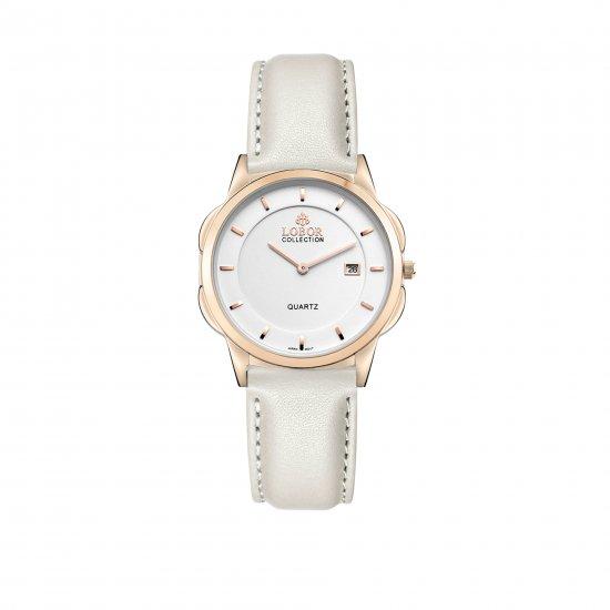 【LOBOR】ロバー CLASSY S OXFORD OFF WHITE 32mm 腕時計