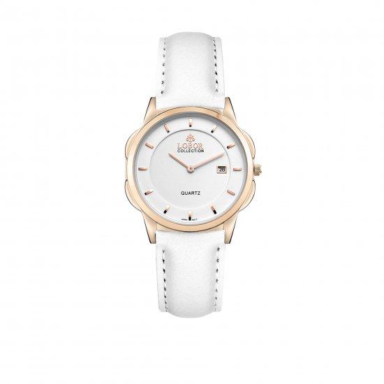 【LOBOR】ロバー CLASSY S OXFORD WHITE 32mm 腕時計