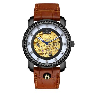 PREMIER DUDDELL BROWN 40mm