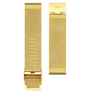 MESH STRAP GOLD(20MM)