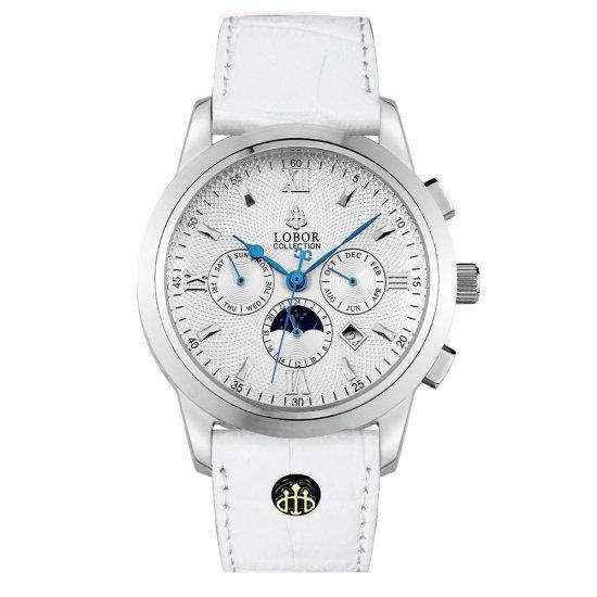 【LOBOR】ロバー CELLINI S DES VOEUX (WHITE) 腕時計