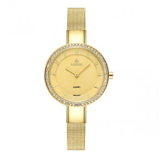 【LOBOR】ロバー AUDREY SABRINA 腕時計