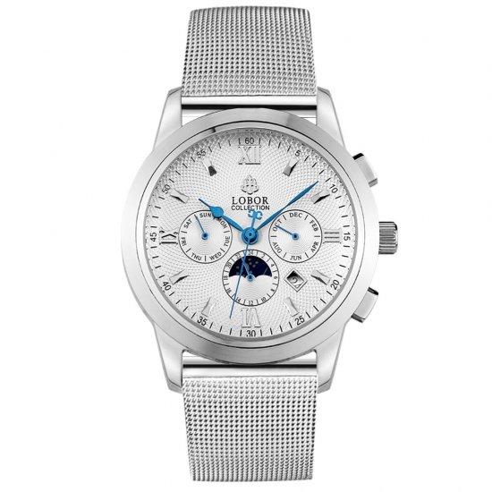 【LOBOR】ロバー CELLINI S DES VOEUX MESH 腕時計