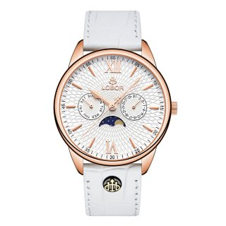 MERIDIAN PERIHELION WHITE 40mm