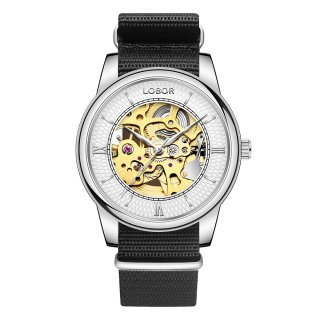 DYNASTY CONSTANTINE NATO BLACK 40mm