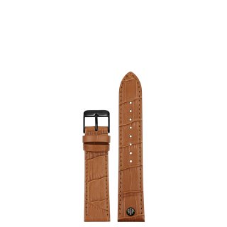 BROWN STRAP 16MM(BLACK)