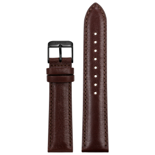 BROWN STRAP 20MM(BLACK)