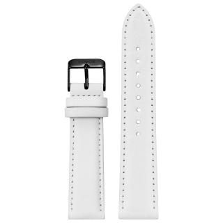 WHITE STRAP 20MM(BLACK)