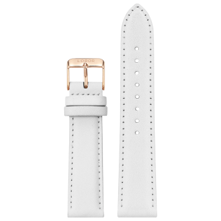 WHITE STRAP 20MM(ROSE)