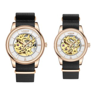 DYNASTY CHARLEMAGNE NATO BLACK PAIR