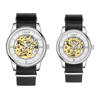 DYNASTY CONSTANTINE NATO BLACK PAIR