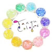 【色】が好きな人のための【色】を楽しむアクセサリー:Tanyu(たにゅ)
