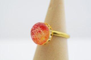 【Shopオリジナル】サグラダファミリア(暖色系):指輪