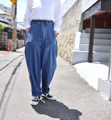 Ordinary fits  JAMES PANTS USD