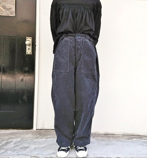 Ordinary fits  JAMES PANTS CORDUROY INK