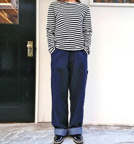 Ordinary fits  PAINTER PANTS (IND)