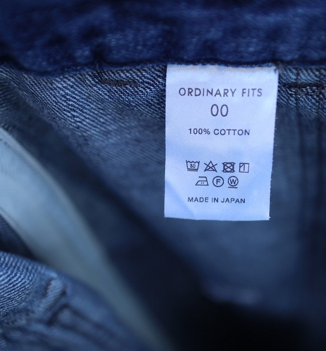 Ordinary fits  JAMES PANTS (IND)
