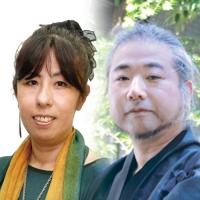 <b>チャネラー&龍神ヒーラー</b><br>倫恵(りんけい) & 冴木寿光 (さえきとしみつ)