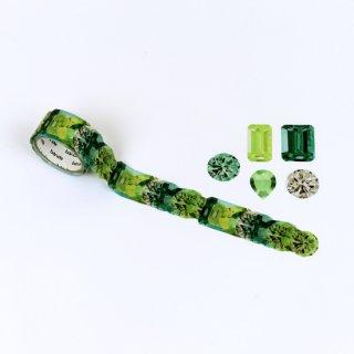 宝石グリーン