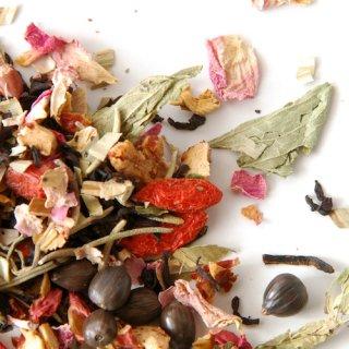 潤輝香茶【乾燥肌に水分で潤いを】