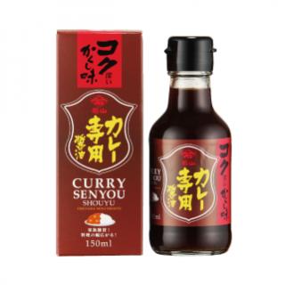カレー専用醤油 150ml