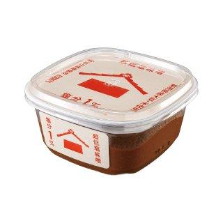 塩分1%超低塩味噌 400g