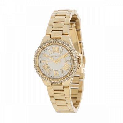530f56ed7dff Michael Kors マイケルコース Camille カミーユ 腕時計 レディース ...