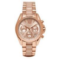 643a9708ad23 正規品 Michael Kors マイケルコース BRADSHAW ブラッドショー 腕時計 レディース MK6066 ピンク ローズゴールド ステンレス